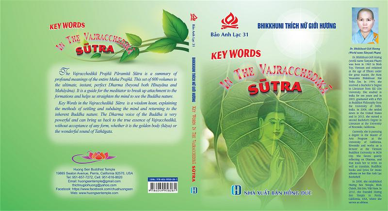 Cover Key Words in Vajracchedika Sutra